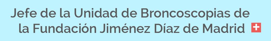 Neumólogo Dr. Flandes de Madrid