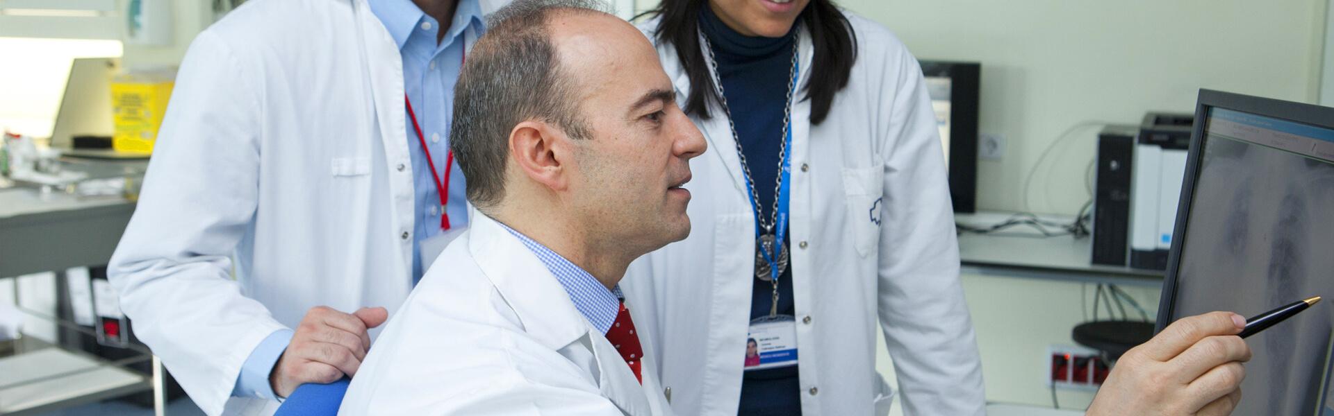 Especialista en neumología en Madrid
